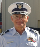 Bob Robins Flotilla Commander of 3-5